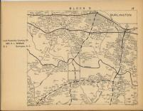 Map Image 007, Alamance County 1954